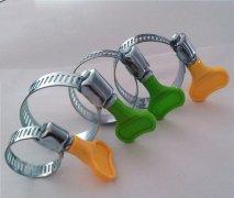 铁镀锌手拧喉箍